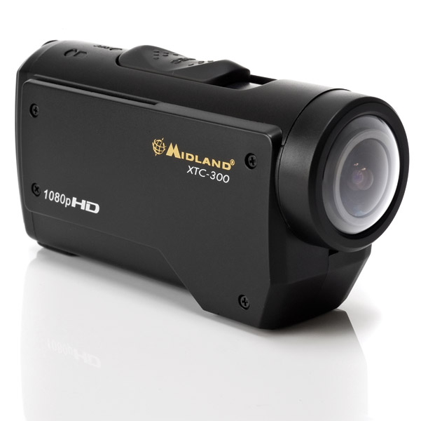 Midland Radio 310PS XTC Wearable Action Camera