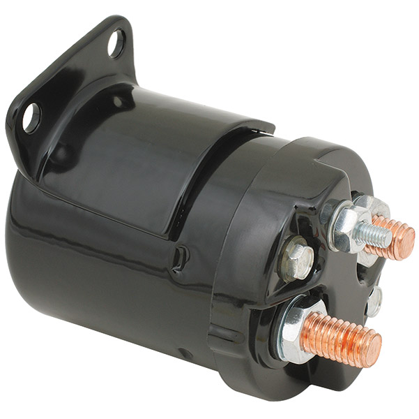 ACCEL Single Bracket Starter Solenoid