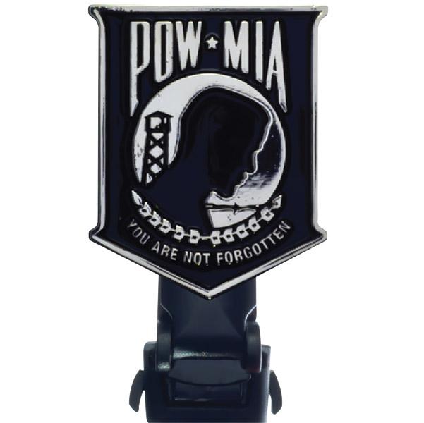 Biker Boot Straps POW/MIA 6