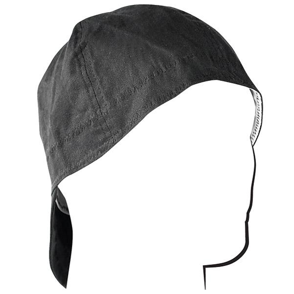 ZAN headgear Black Welder's Cap