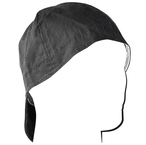 ZAN headgear Black Welder's Cap