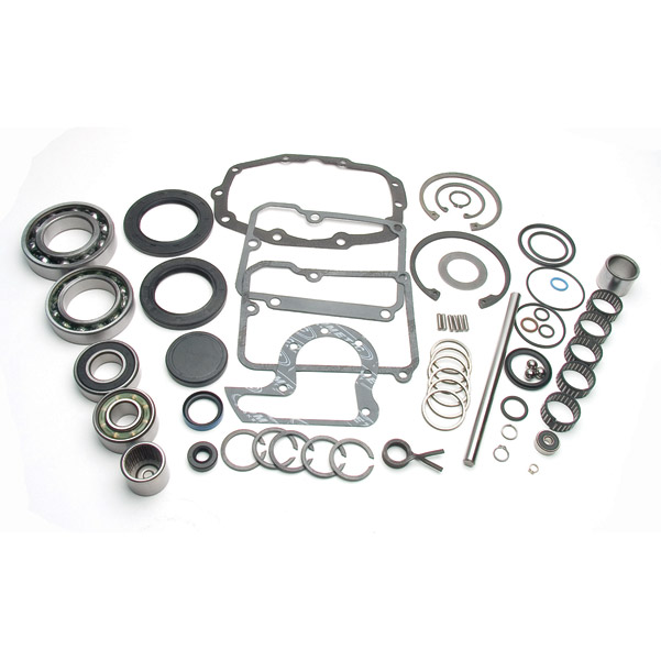 JIMS Right Side Drive Transmission Rebuild Kit Using Mechanical or Hydraulic Clutch