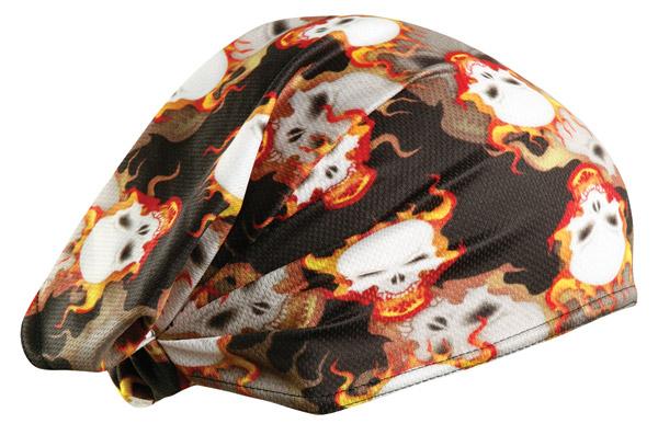 Schampa Inferno Skull Dooz's Headwrap