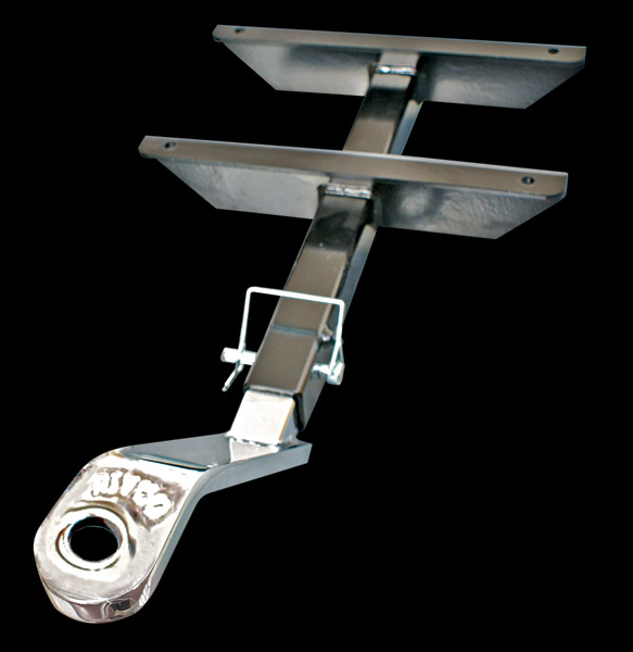 Rivco Trailer Hitch for FLHTCUTG and FLHXXX Tri Glide