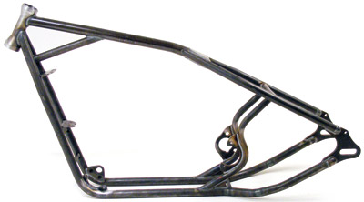 Paughco Rigid Frame for Sportster Rubber-Mounted Engines - RS120E-24
