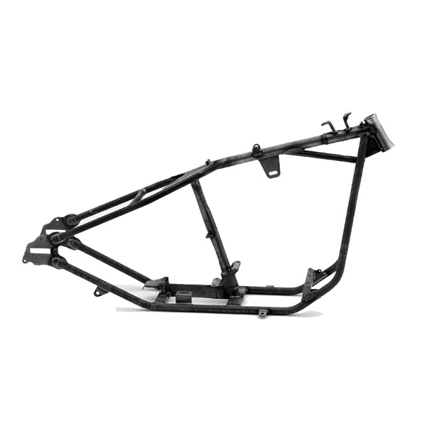 Paughco Rigid Wishbone Frames with Fatbob Tank Mounts | 690-171 ...