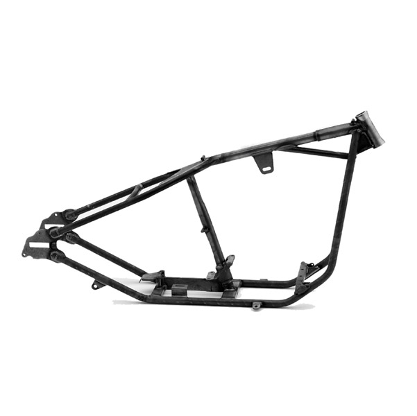 Paughco Rigid Wishbone Frames without Fatbob Tank Mounts
