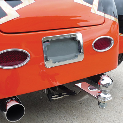 FBI Trailer Hitch Kit for Tri Glide