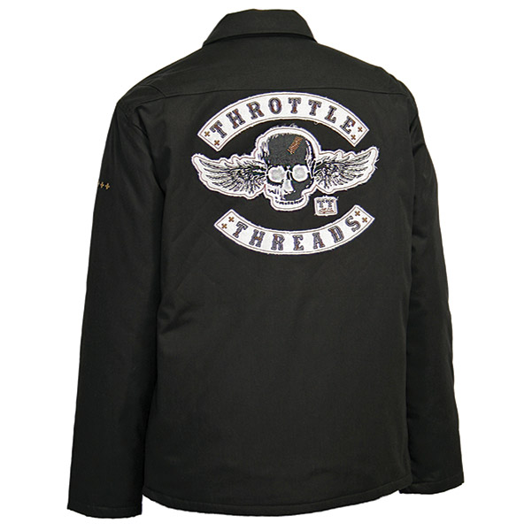 ThrottleThreads Originals Men's Shop Jacket