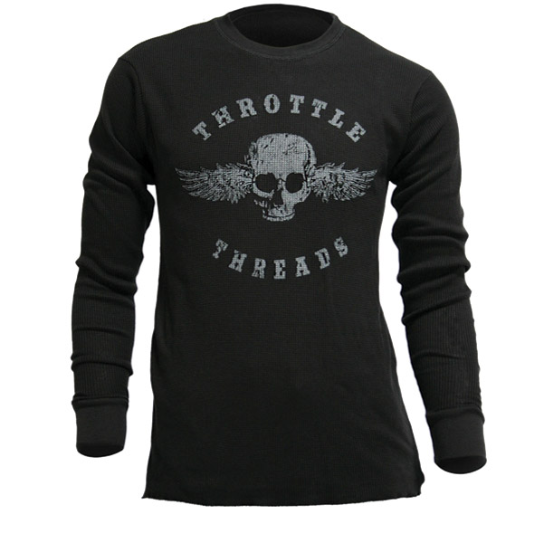 ThrottleThreads Originals Men's Thermal Shirt