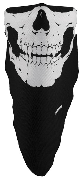 Schampa Traditional Skull Stretch Facemask
