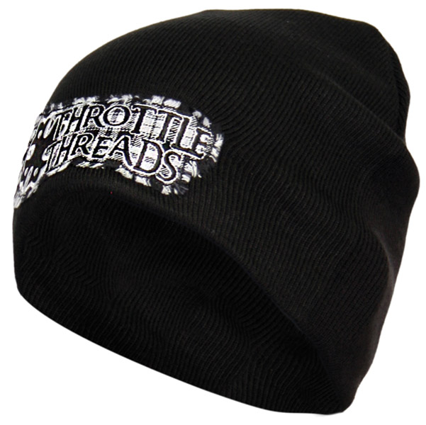 ThrottleThreads Dark Knight Beanie