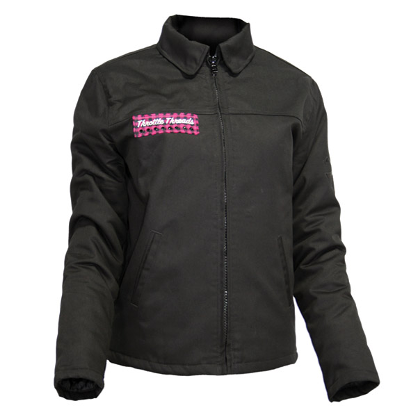 ThrottleThreads Bunky Women's Shop Jacket