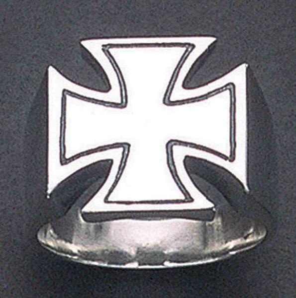 Wildthings Maltese Cross Ring