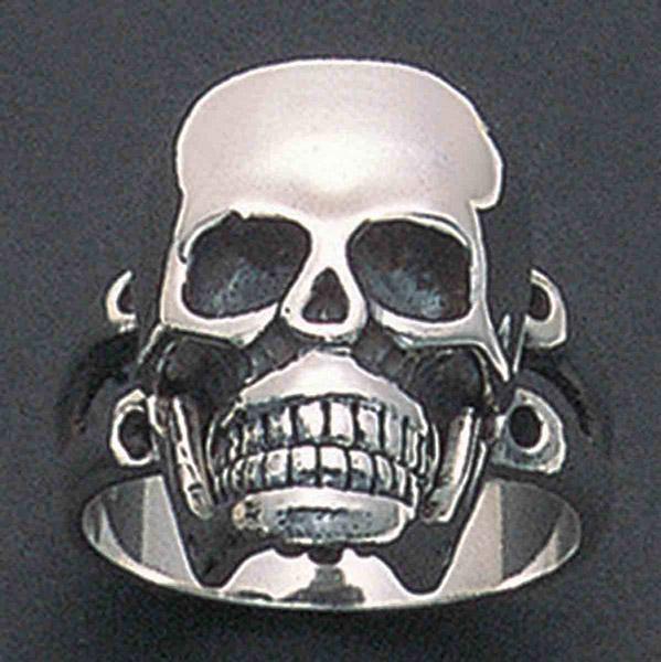 Wildthings Bare Skull Ring