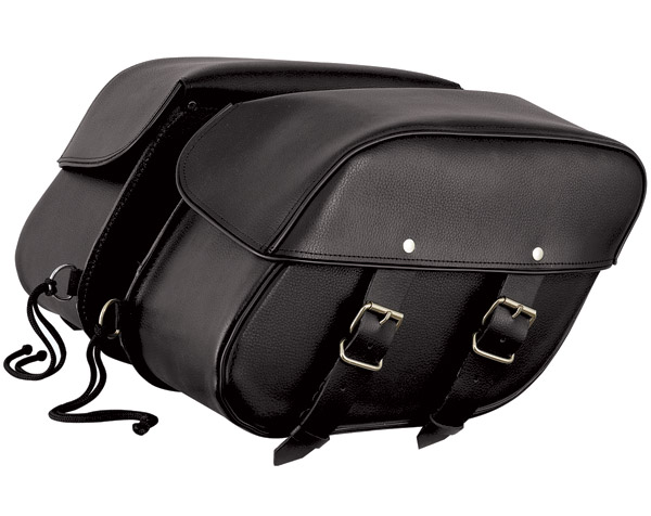 First Manufacturing Co. Mountable Saddlebag