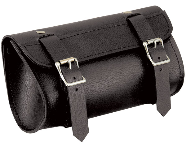 First Manufacturing Co. Round Tool Bag with Strap and Buckles
