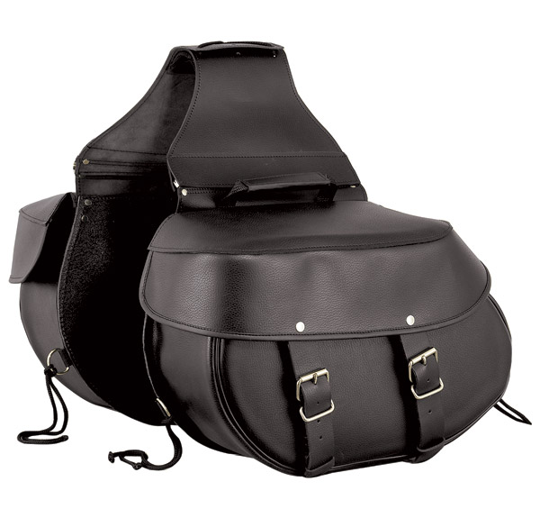 First Manufacturing Co. Touring Saddlebag