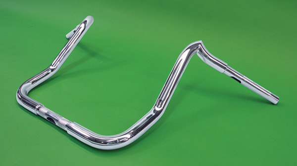 KST Kustoms 1-1/4″ Stainless Steel Mayhem Bagger Handlebars