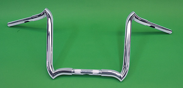 KST Kustoms 1″  Stainless Steel Mayhem Handlebars