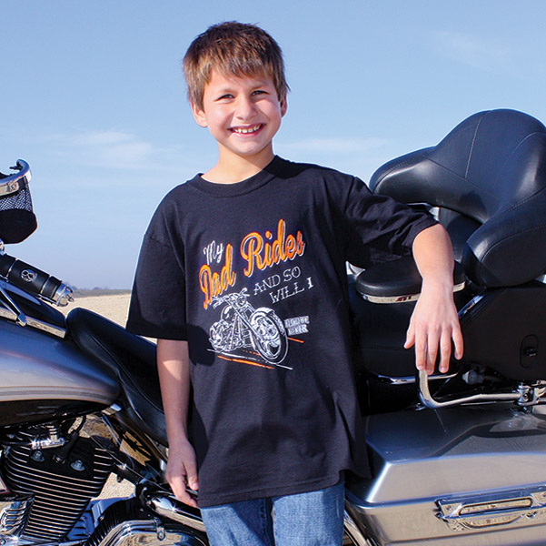 J&P Cycles® My Dad Rides T-shirt