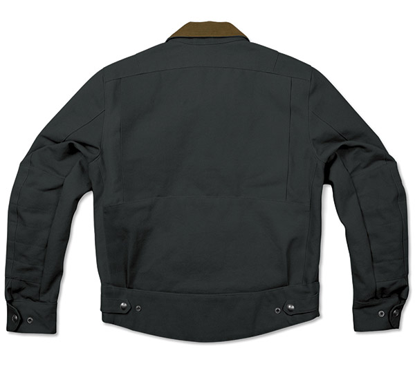 Roland Sands Design Black Hesher II Jacket