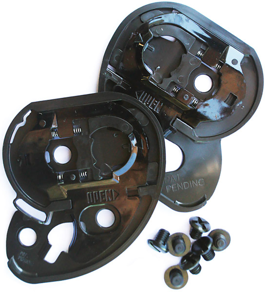 HJC Replacement Base Plate Kit for CS-R2 Helmets