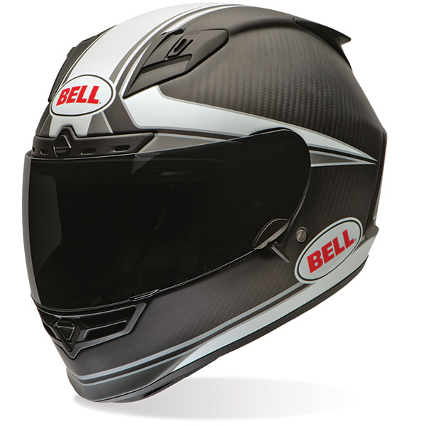 Bell Star Carbon Race Day Matte Black Full Face Helmet