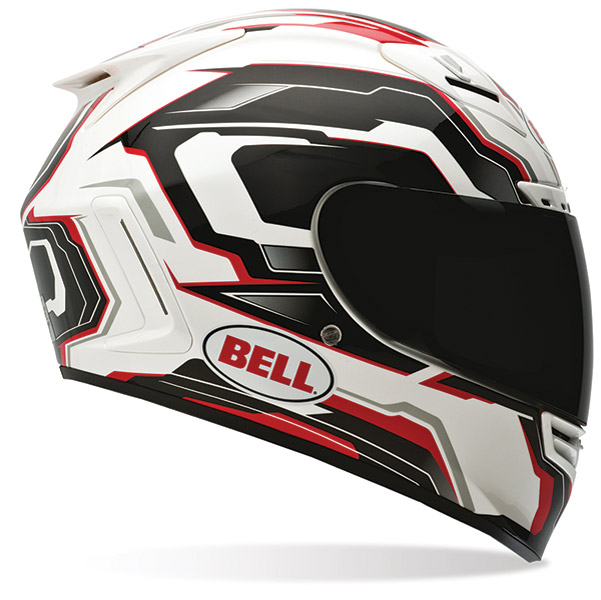 Bell Star Spirit Red Full Face Helmet