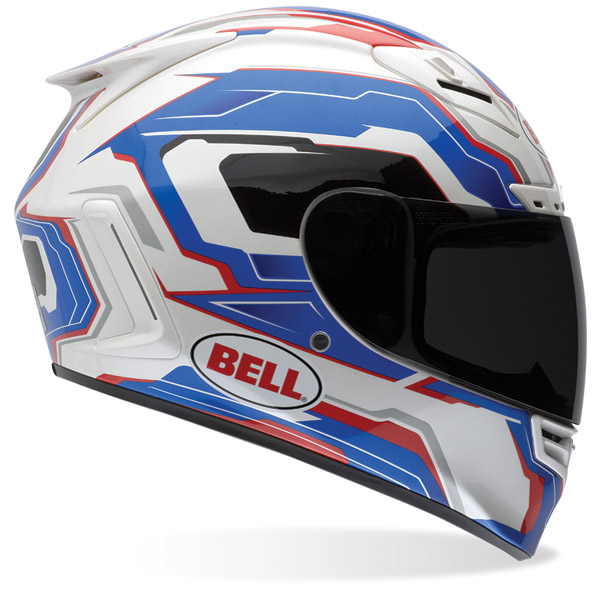 Bell Star Spirit Blue Full Face Helmet