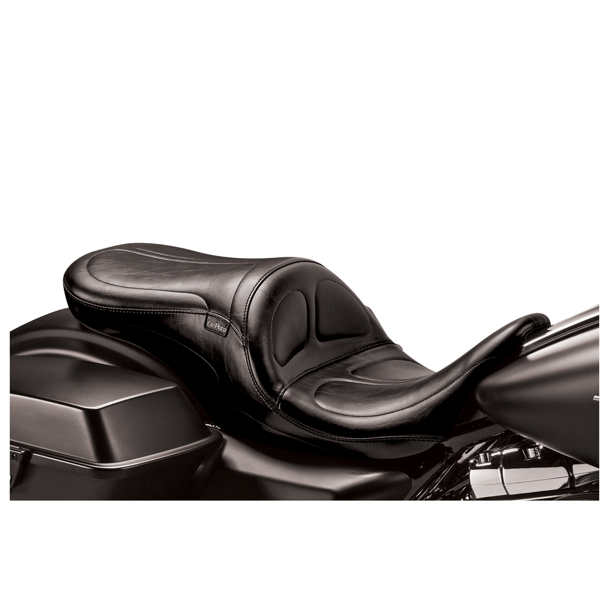 Le Pera Maverick Stitch Up Front 2-Up Seat