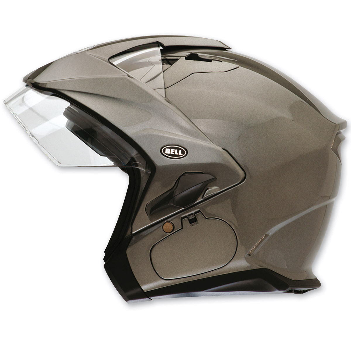 Bell Mag-9 Titanium Open Face Helmet