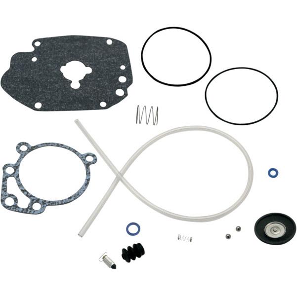 s&s cycle basic rebuild kit for s&s cycle super e & g carburetors