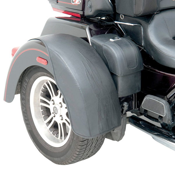 Saddlemen Tattoo Rear Fender Bra Set