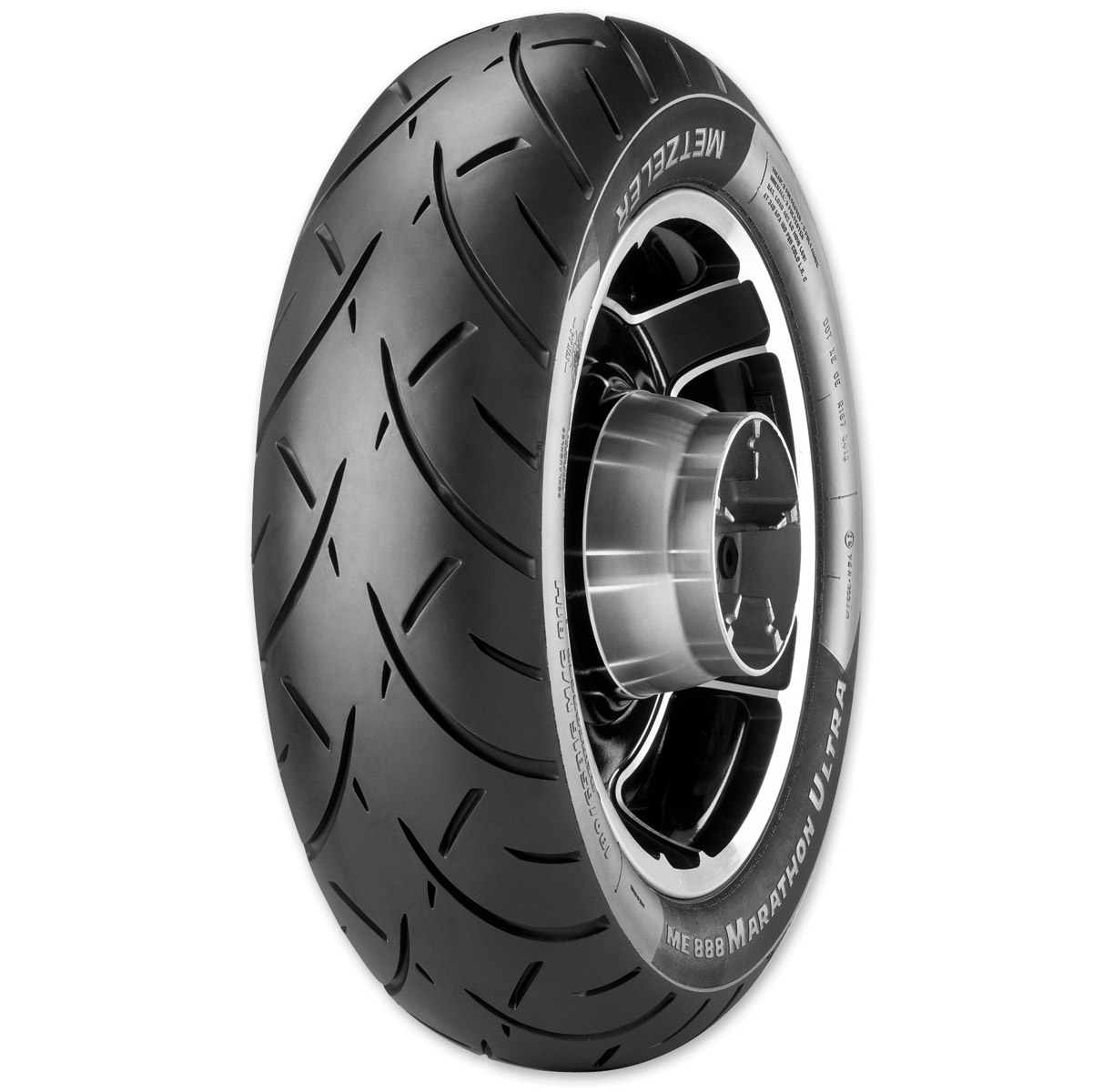 Metzeler ME888 130/90B16 Rear Tire