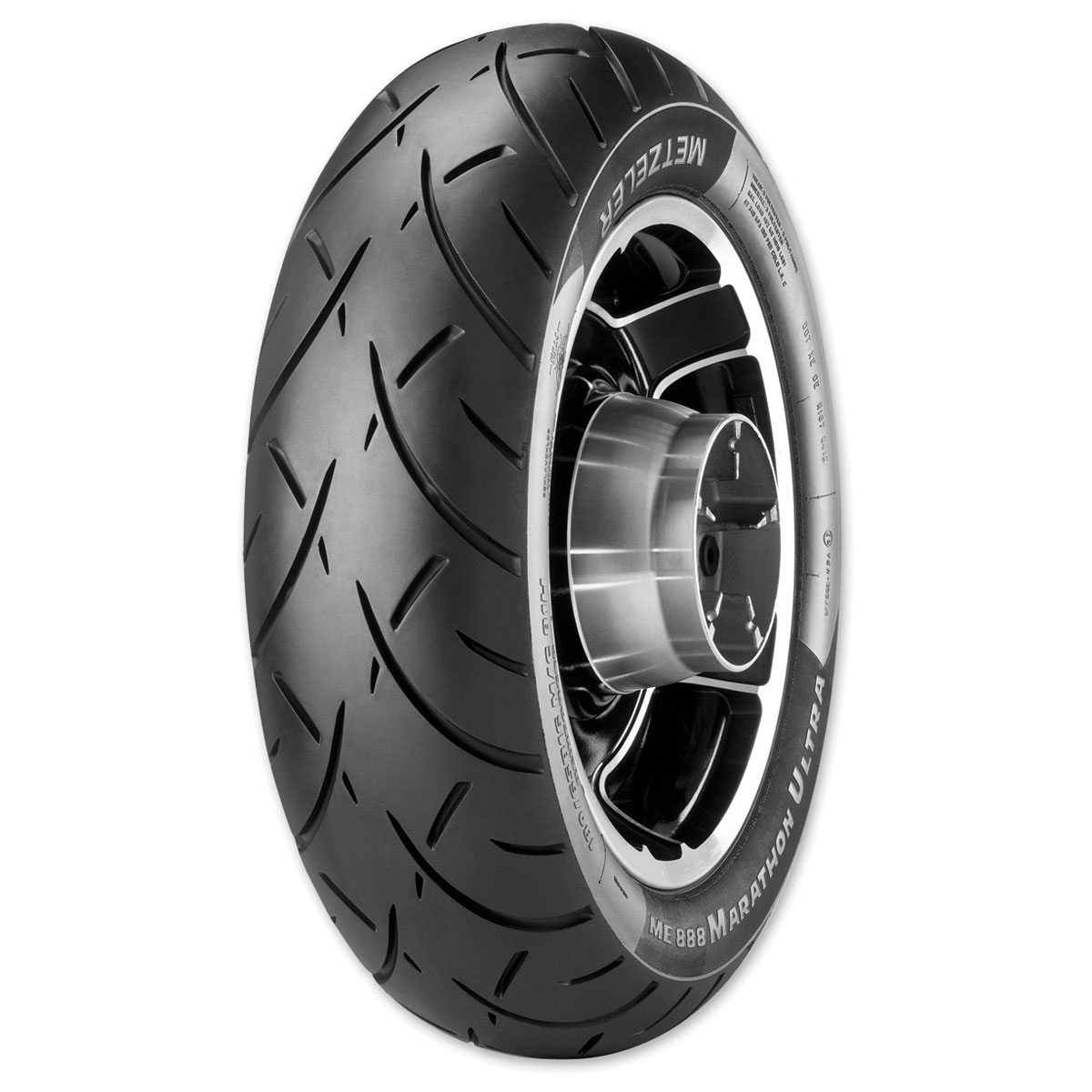 Metzeler ME888 180/65B16 Rear Tire