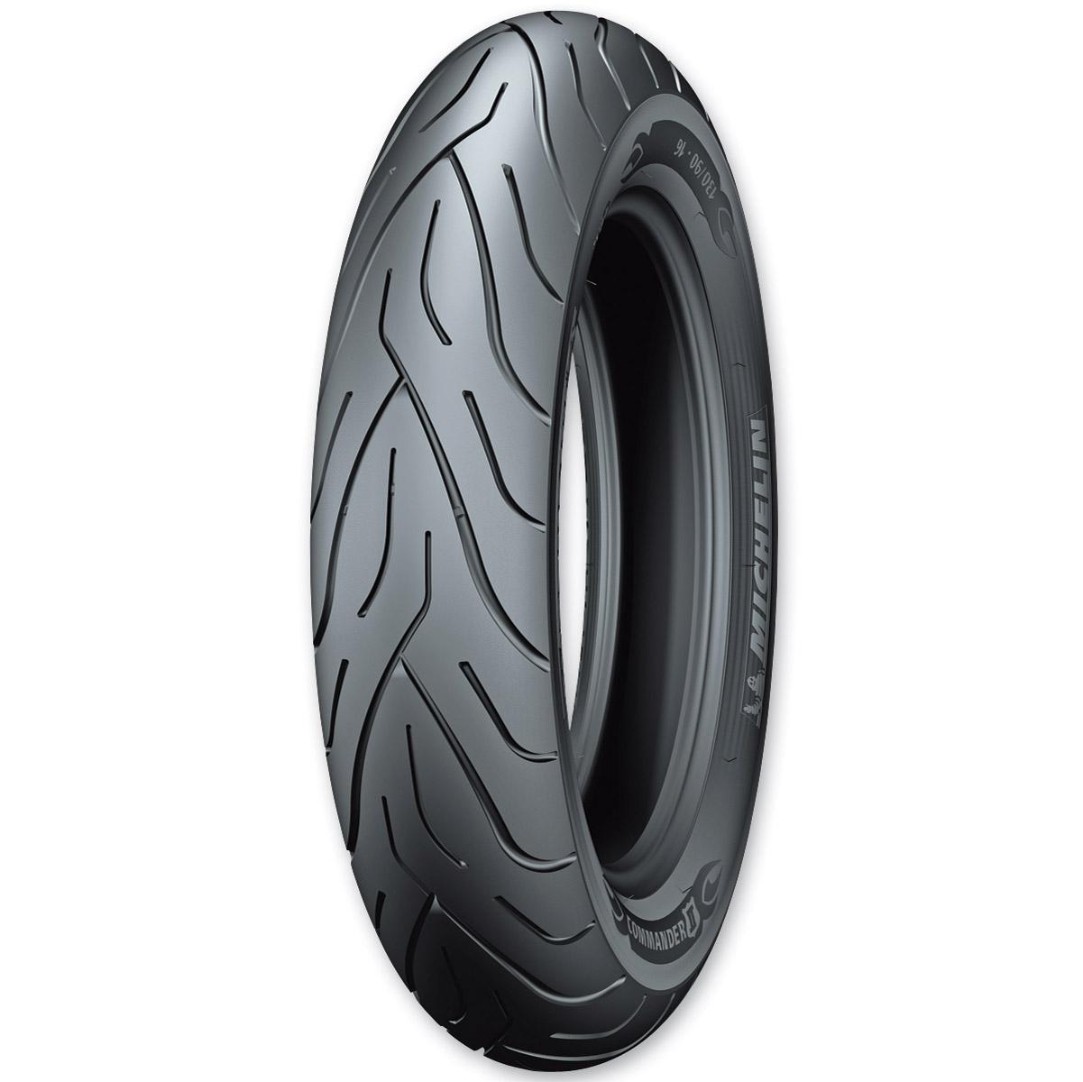 Michelin Commander II 130/70B18 Front Tire