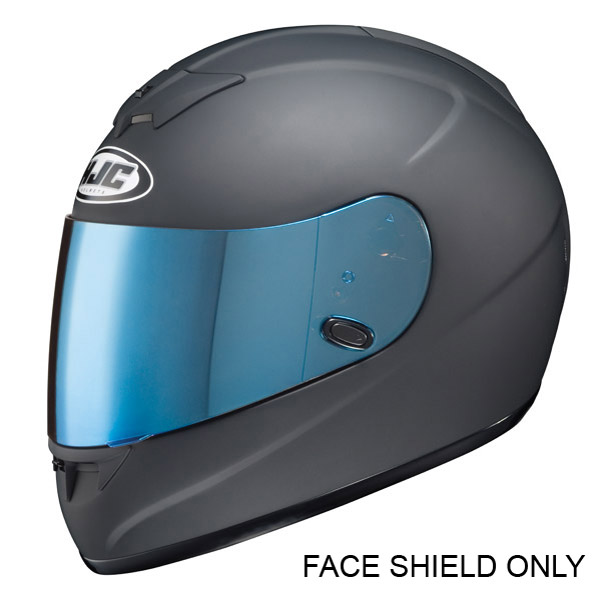 HJC HJ-17 Pinlock RST Mirrored Blue Shield