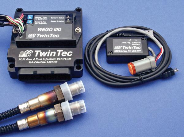Daytona Twin Tec Gen 4 Fuel Injection Controller