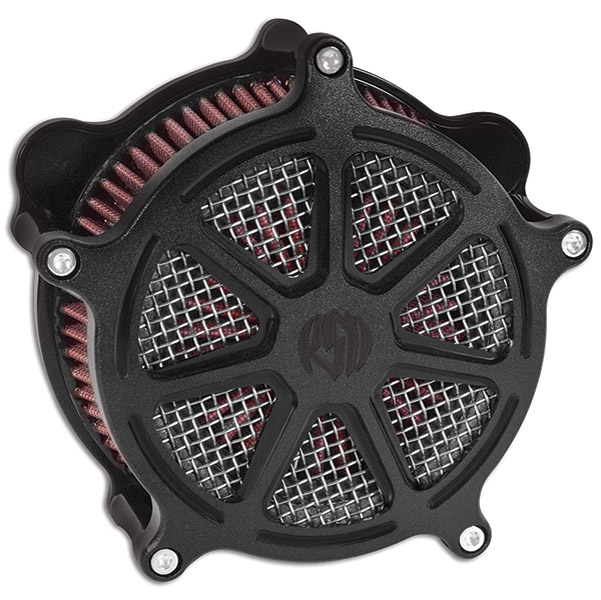 Roland Sands Design Morris Black Ops Venturi Air Cleaner