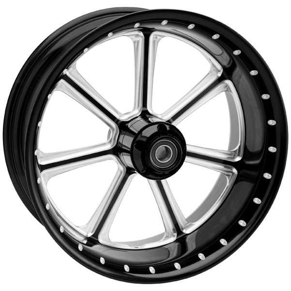 Roland Sands Design Diesel Contrast Cut Rear Wheel with ABS, 17