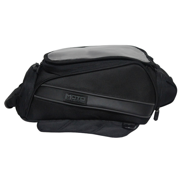 MotoCentric Mototrek 14 Tank Bag with Magnetic Base