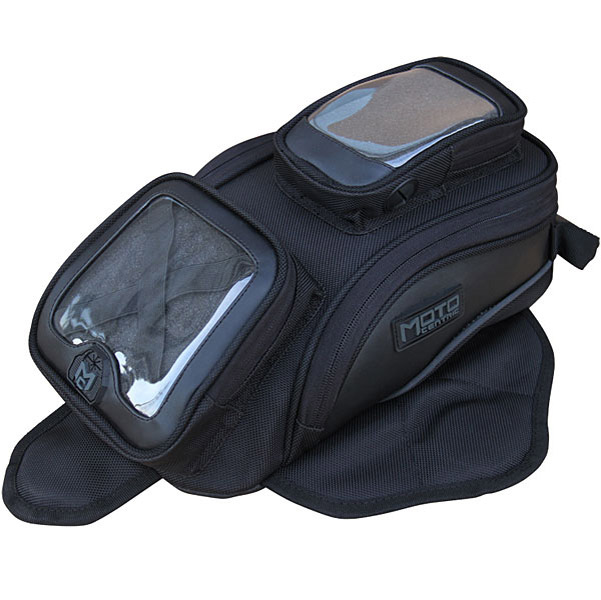 MotoCentric Mototrek Smart Space GPS Tank Bag with Magnetic Base