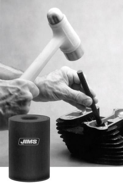 JIMS Shoulderless Valve Guide Installer Tool