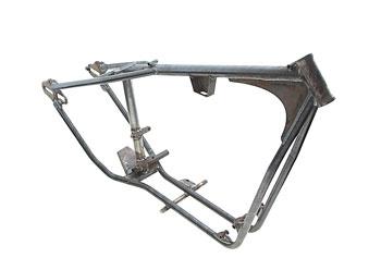 Paughco Custom Rigid Frame - 120B
