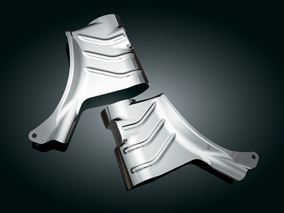 Kuryakyn Neck Cover for FL Softail Models