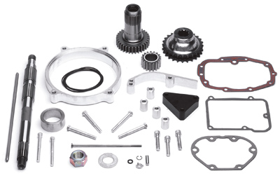 Performance Machine Phatail Driveside Kit with Recessed License Plate
