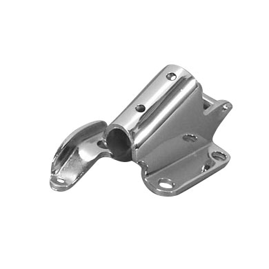 J&P Cycles® Chrome Kickstand Mounting Bracket