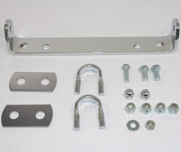 V-Twin Manufacturing Front Highway Bar Lower Mounts