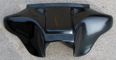 Trike Shop Radio Caddy Fairing